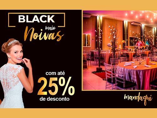 Black Maio Noivas